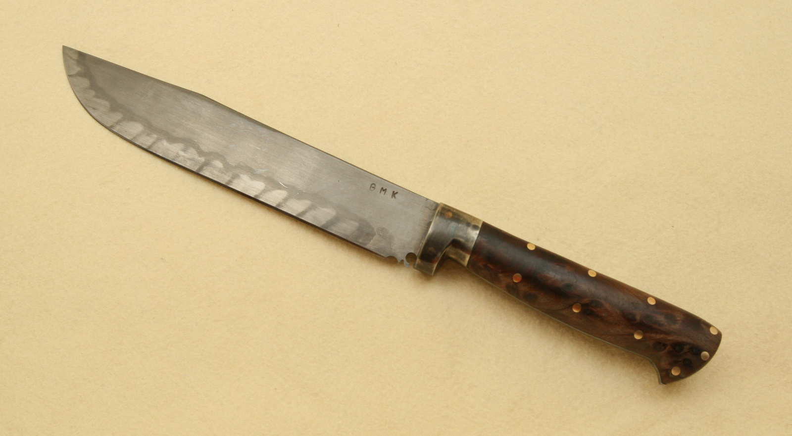 Gray Griffin trade knife